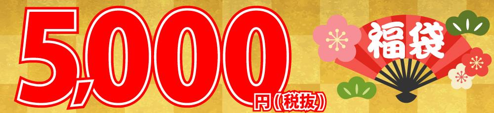 2020年福袋 5,000円