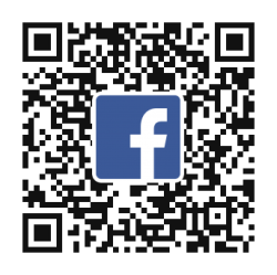 FacebookのQRコード